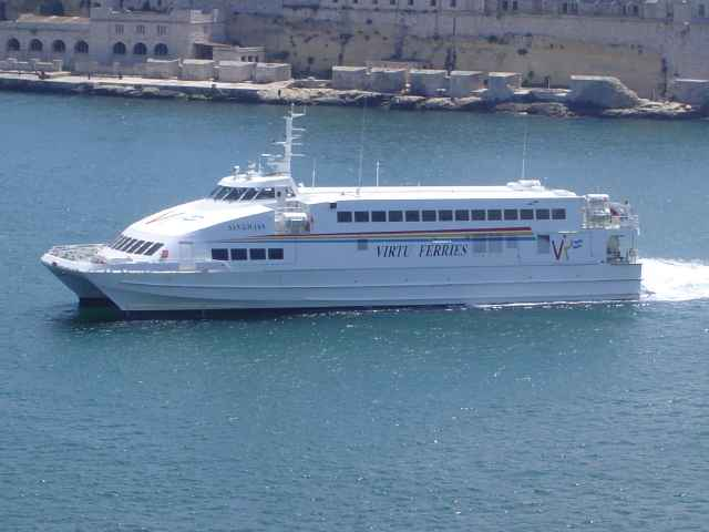 Virtu Ferries Ltd, Malta - San Gwann - 28.04.2004