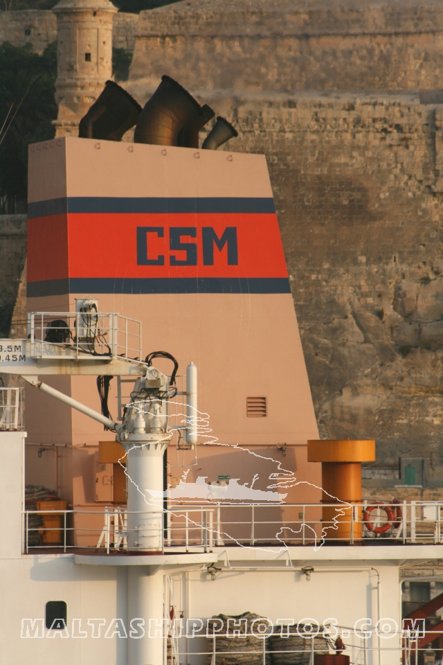 Columbia Ship Management Ltd, Cyprus