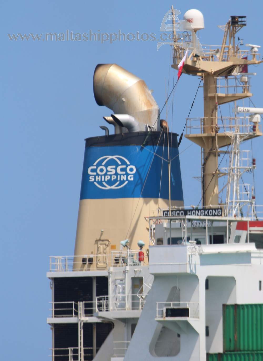 COSCO Shipping, China - 19.06.2017