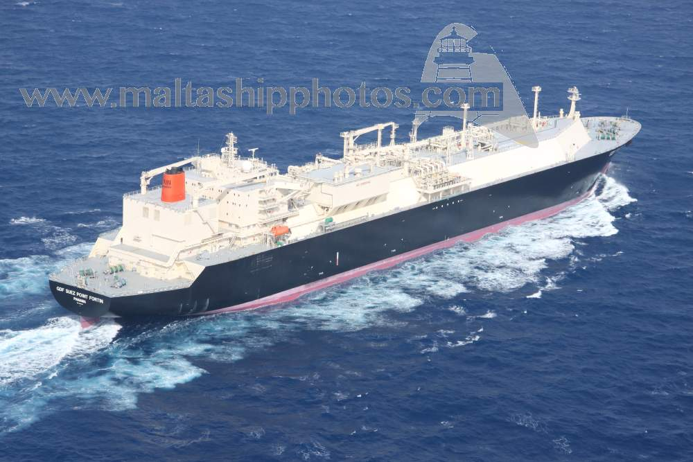 MOL LNG Transport Europe Ltd, UK - GDF Suez Point Fortin no 3 - 21.05.2011