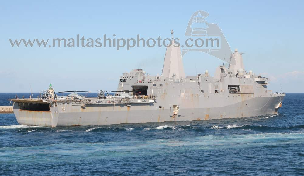 LPD 24 USS Arlington no 2 - 15.01.2019