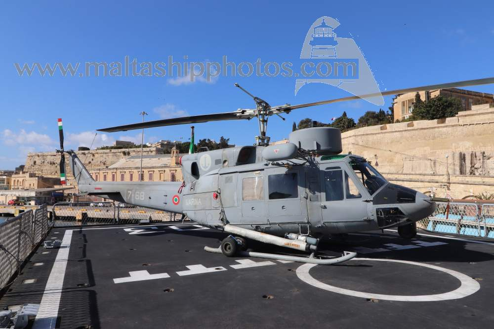 MM81378-7-68 Agusta Bell AB212 ASW - 15.02.2020