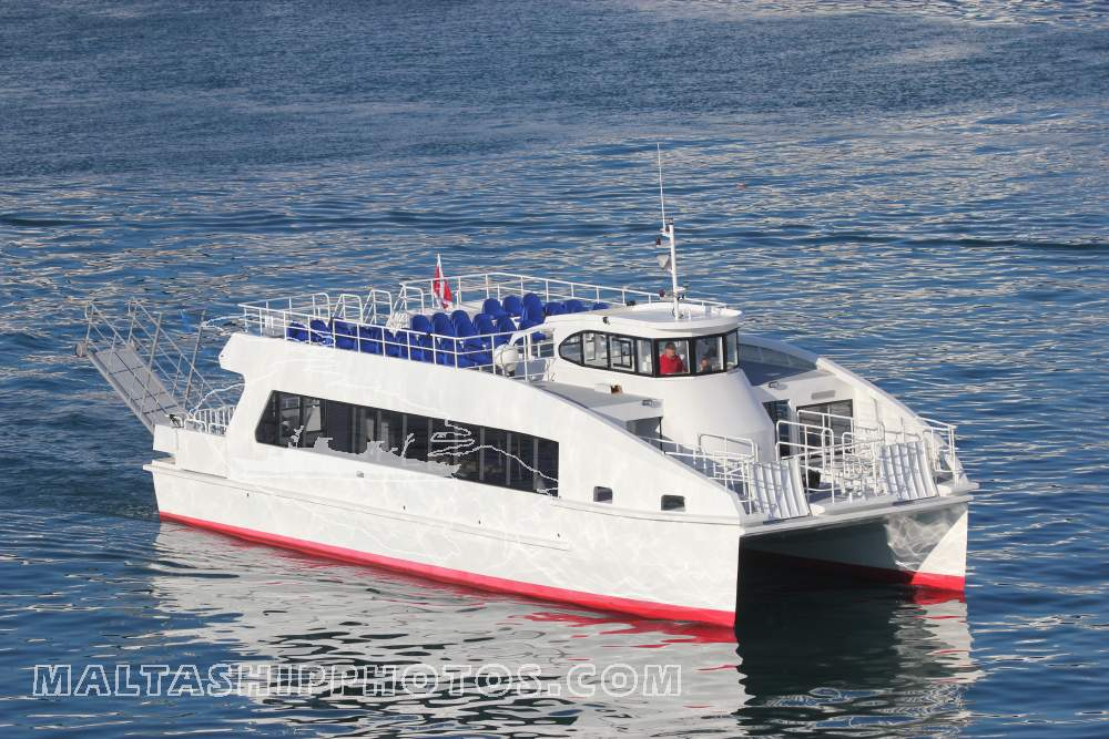 Marsamxetto Steamferry Services Ltd, Malta - Topcat One - 07.10.2014