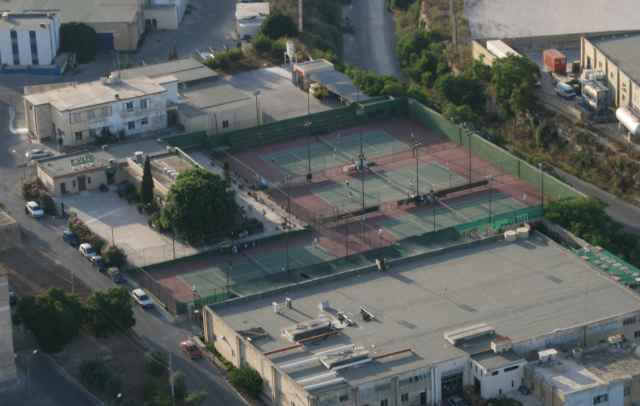 Vittoriosa Lawn Tennis Club